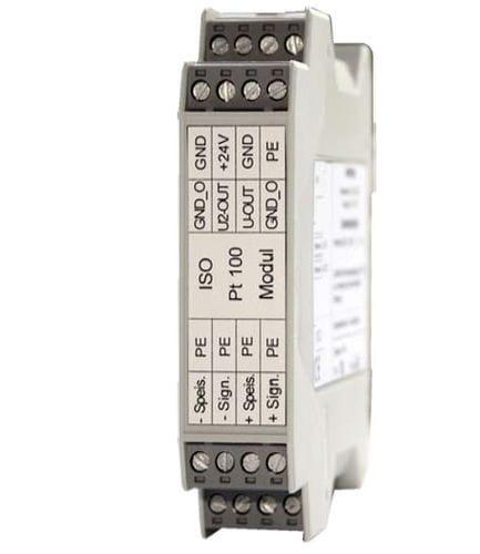 acondicionador de señal en riel DIN / analógico / para sensor RTD