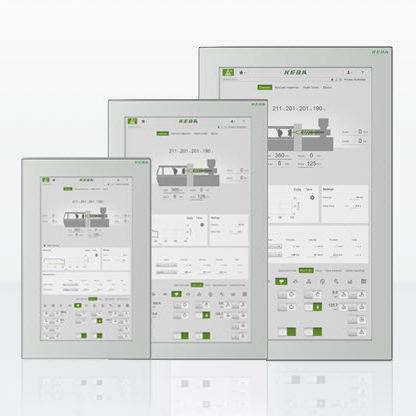 terminal HMI con pantalla multitáctil / empotrable / 1280 x 800 / 1920 x 1080