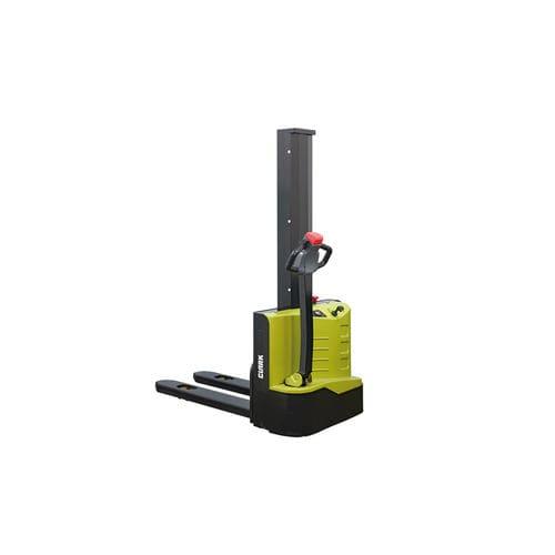 Apiladora eléctrica / con operador a pie / de transporte / de elevación WS10 CLARK Material Handling
