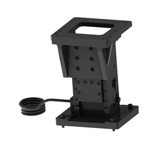 platina de posicionamiento Z / vertical / motorizada / 1 eje