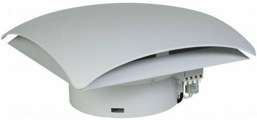 ventilador de tejado / para armario eléctrico / axial / de circulación de aire