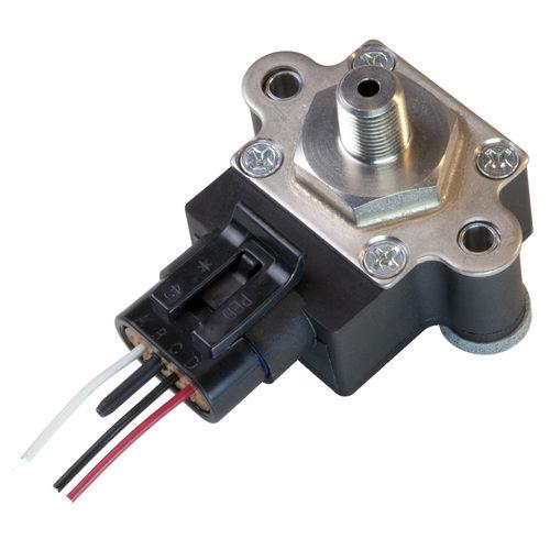 transductor de presión relativa / piezorresistivo / analógico / roscado