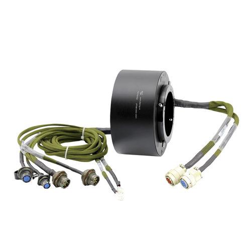 anillo colector de eje hueco / compacto