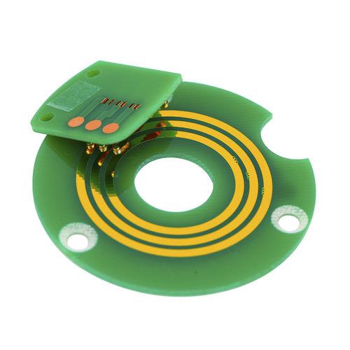 anillo colector de tipo oblea - JINPAT Electronics Co., Ltd.