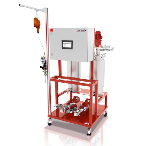 mezclador-dosificador con bomba de engranajes - DOPAG - Metering, Mixing and Dispensing Technology