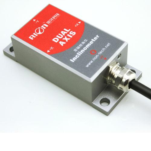inclinómetro 2 ejes / digital / de alta precisión
