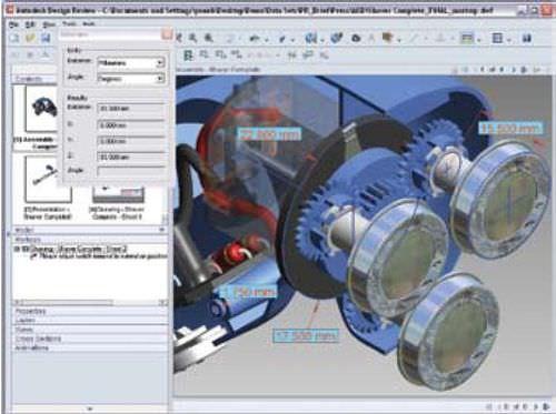 software de CAD / de simulación / 3D