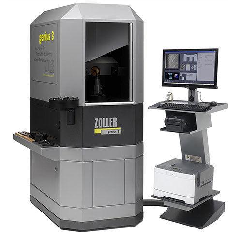 máquina de medición de geometría / de herramientas