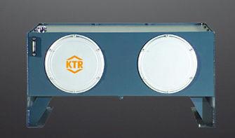 Cuba de recogida de fluido / de acero / vertical BNK series KTR