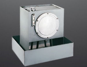 Cubeta de retención de acero / rígida KTR