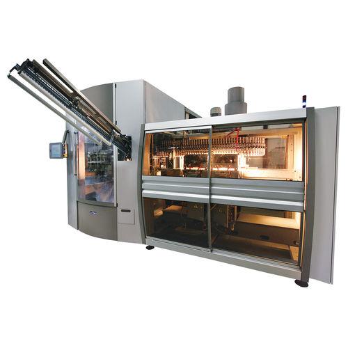 máquina de soplado rotativa - SMI