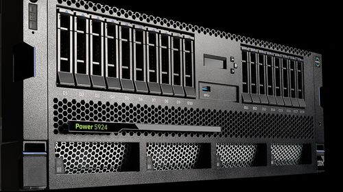 servidor de base de datos / 4U