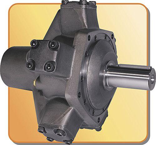 motor hidráulico de pistón radial - jbj Techniques Limited