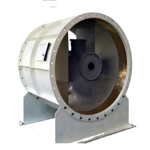 ventilador axial / de refrigeración / de evacuación / de circulación de aire