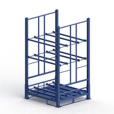 sistema de estanterías depósito de almacenamiento / para neumáticos / con tablas