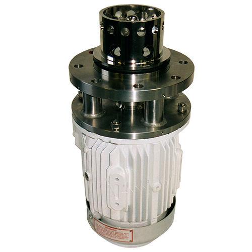 mezcladora de rotor y estator - SILVERSON MACHINES