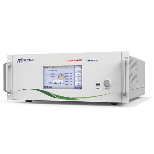 analizador de monóxido de carbono / de gas / de temperatura / integrable