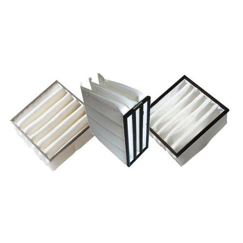 bolsa filtrante para aire / multicapa