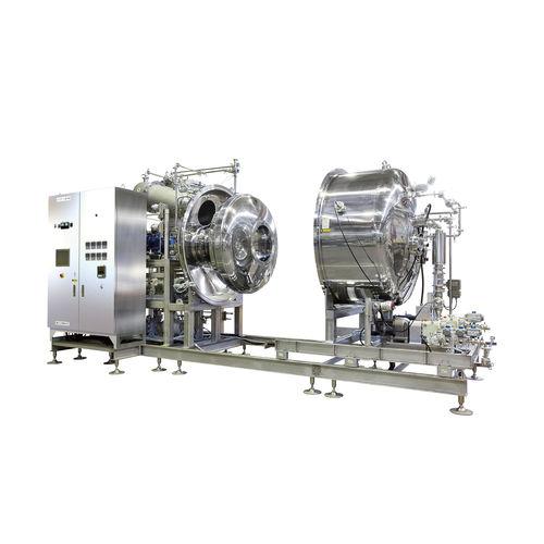 evaporador de vacío - Okawara Mfg. Co., Ltd