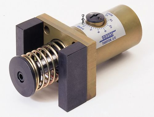 amortiguador de choque / mecánico / para máquina