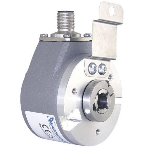 encóder rotativo absoluto / magnético / RS-485 / de eje hueco ciego