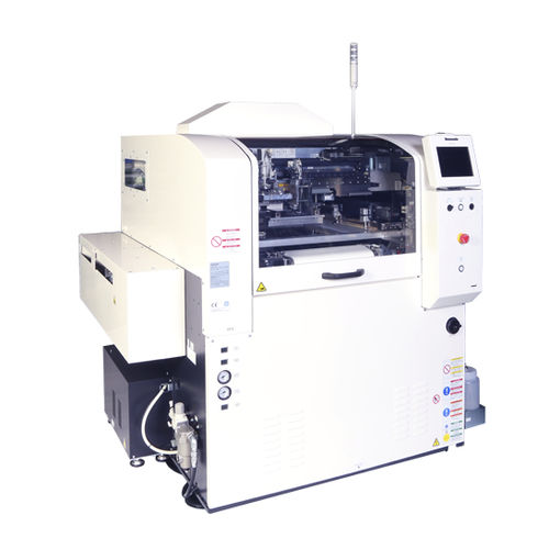 impresora de patrones automática / multicolor / para la electrónica / de alta velocidad