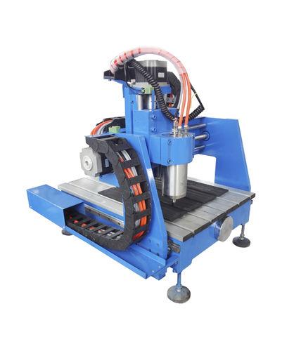 Fresadora CNC 3 ejes / vertical / compacta CE|NC-4040 Jinan Nice-Cut Mechanical Equipment Co., Ltd.