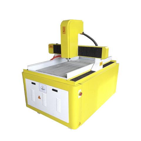 Recortadora CNC / 3 ejes / de un husillo / para mármol NC-M6090 Jinan Nice-Cut Mechanical Equipment Co., Ltd.