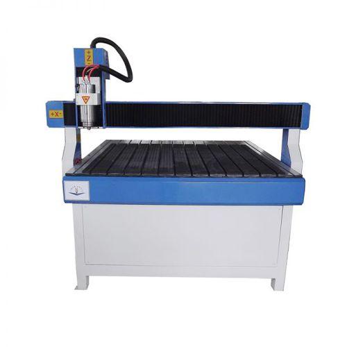 Recortadora CNC / 3 ejes / de leña NC-1212 Jinan Nice-Cut Mechanical Equipment Co., Ltd.
