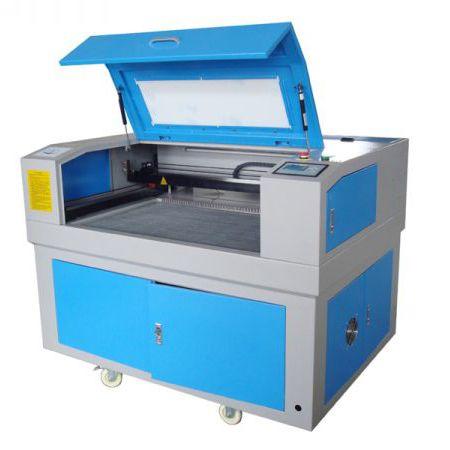 Máquina de grabado láser / para vidrio E6090|60W/80W|CO2 Laser Tube|CE Jinan Nice-Cut Mechanical Equipment Co., Ltd.