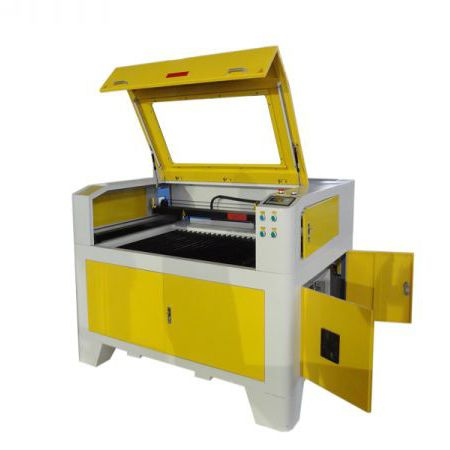 Máquina de grabado láser NC-E4060 6040 Jinan Nice-Cut Mechanical Equipment Co., Ltd.