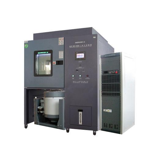 cámara de pruebas de esfuerzo / de vibraciones / ambiental