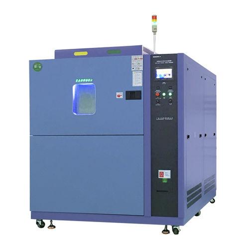 Cámara de choque térmico compacta / para altas temperaturas / de baja temperatura SM-2P-A series Sanwood Environmental Chambers Co., Ltd.