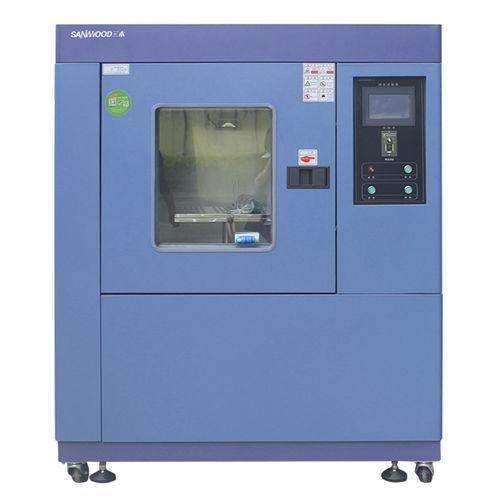 Cámara de pruebas de lluvia / de estanqueidad mediante la proyección de agua / con ventanas / de acero inoxidable SM-IPX12 Sanwood Environmental Chambers Co., Ltd.