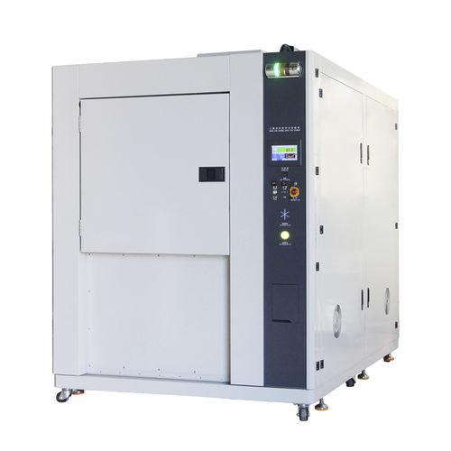 cámara de pruebas ambiental / de choques térmicos / de acero inoxidable / vertical