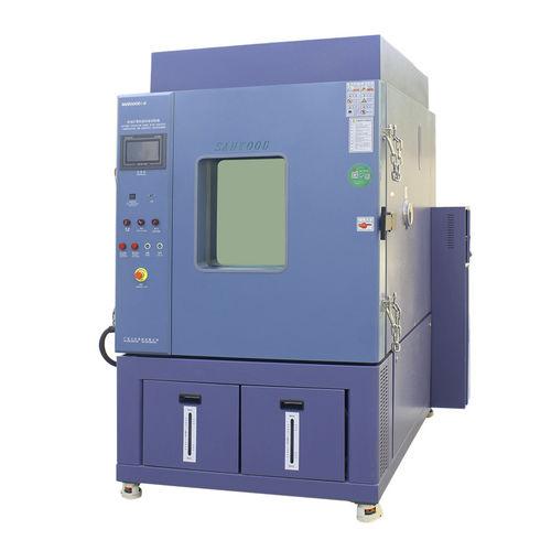 cámara de pruebas de temperatura / de alta temperatura / con regulación climática y de temperatura / para variación rápida de temperatura