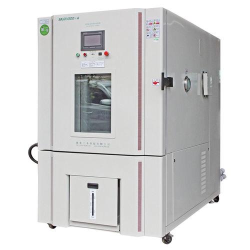 cámara de pruebas pruebas ambientales de esfuerzo / con ventanas / automática / para variación rápida de temperatura