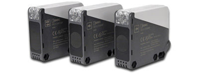 Sensor fotoeléctrico fotoeléctrico retroreflectivo polarizado / rectangular / infrarrojo / de largo alcance SA1U IDEC