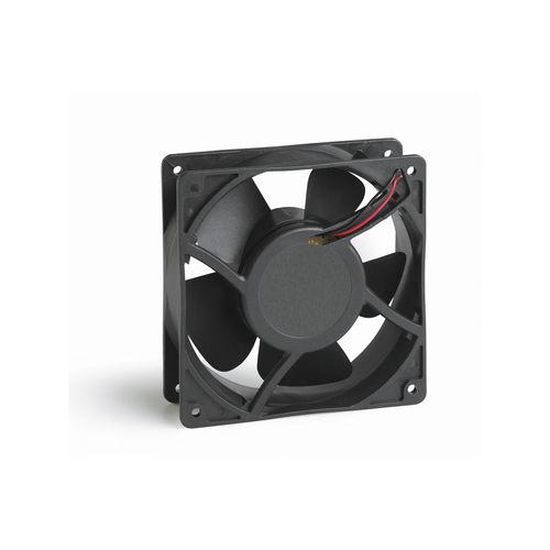 ventilador axial / de refrigeración / de circulación de aire / DC