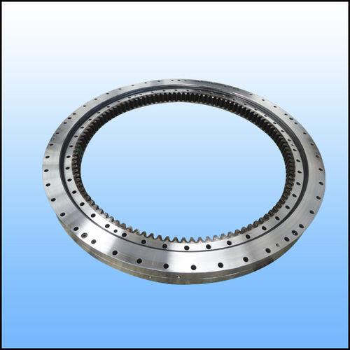 Corona giratoria con dientes interiores / de bolas / de una sola hilera / para obra grúa excavadora 013.40.1600F Xuzhou Wanda Slewing Bearing Co., Ltd.