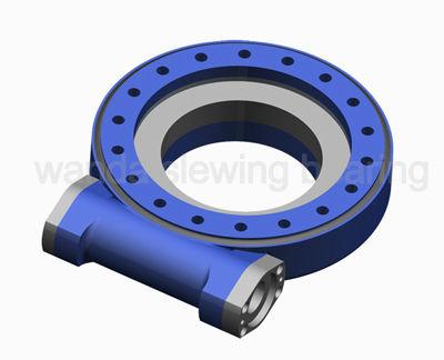sistema de arrastre giratorio con corona giratoria - Xuzhou Wanda Slewing Bearing Co., Ltd.