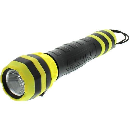 linterna de seguridad intrínseca / LED / para zona peligrosa / con batería