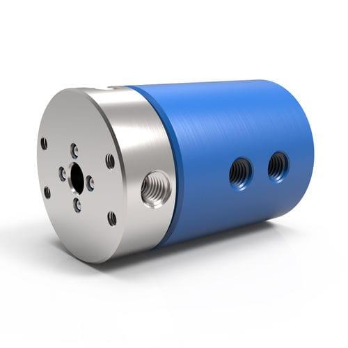 Racor giratorio para aire / para vacío / para gas / de 4 pasos LT 4 DSTI - Dynamic Sealing Technologies