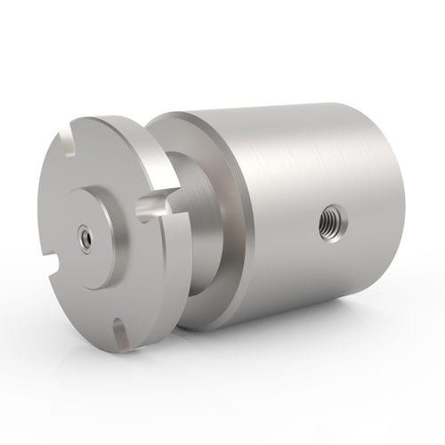 Racor giratorio para agua / para aceite / hidráulico / de alta presión HPS 1 DSTI - Dynamic Sealing Technologies