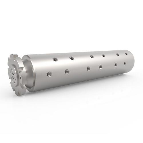 Racor giratorio para agua / para aceite / de 12 pasos / hidráulico HPS 12 DSTI - Dynamic Sealing Technologies