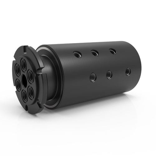 Racor giratorio para agua / para aire / para aceite / para vacío GP 6 DSTI - Dynamic Sealing Technologies