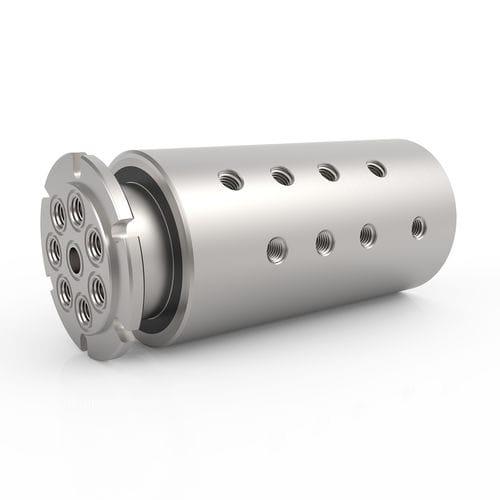 Racor giratorio para agua / para aire / para vacío / para gas GPS 8 DSTI - Dynamic Sealing Technologies