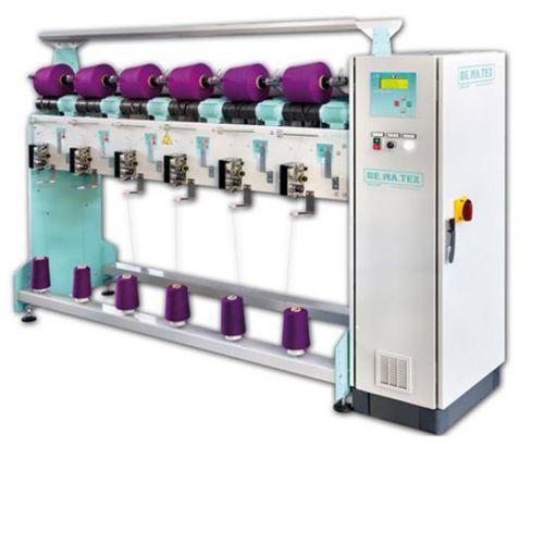 máquina de bobinado de hilado textil / cruzada / de precisión