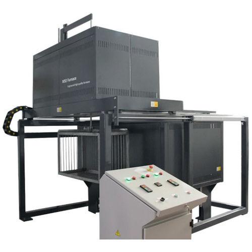 Horno de revenido / térmico / para el trabajo del vidrio KT_850_250 MSE Teknoloji Ltd. Şti