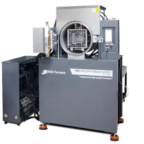 horno de alto vacío - MSE Teknoloji Ltd. Şti